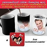 #6: insane vogue Ceramic Customized Colour Changing Mug (iv-mug-wt-74)