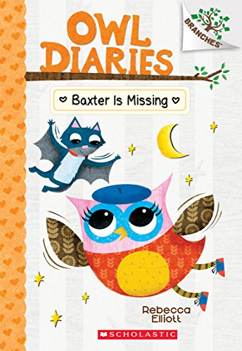 baxter-is-missing-owl-diaries-scholastic-branches