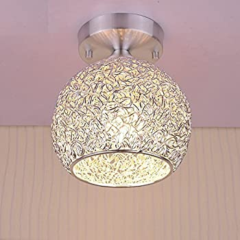 Modern Ceiling Light Ceiling Lamp In Aluminum Lampshade For Bedroom Living  Room Hallway