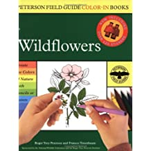 Wildflowers (Peterson Field Guide Colour-in Books) by Roger Tory Peterson (2003-03-27)