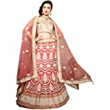 Silvermoon women's Net Embroidered heavy lehenga choli-sm_MIKLA60A_palevioletred_free size