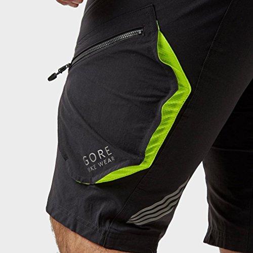 51cjEF3tB5L. SS500  - GORE WEAR Men's Gore Bike Wear Element Shorts-Black, Small
