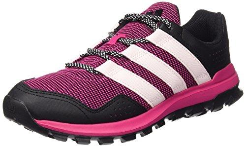 adidas Slingshot Tr M, Chaussures de Running Entrainement Femme Multicolore - Rosa / Negro (Eqtros / Rolhal / Negbas)