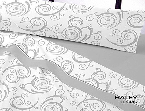 Juego cama invierno Microlina Haley cama 135 color