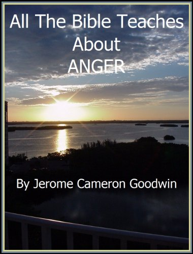 New Testament Bible Verses About Anger