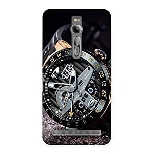 Impressive Watch Cool Multicolor Back Case Cover for Asus Zenfone 2