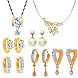 Jewels Galaxy Mother-Daughter Combo Harr...