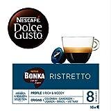 NESCAFÉ Dolce Gusto Café Bonka Ristretto   Pack de 16 Cápsulas