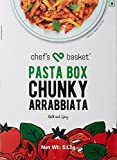 #7: Chef's Basket Pasta Box, Chunky Arrabbiata, 513g