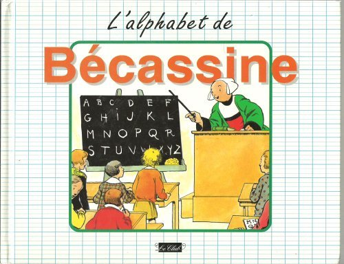 L'alphabet de Bécassine