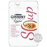 Gourmet Lebensmittel für Katzen, pulicomposto, Mehrfarbig, Einheitsgröße