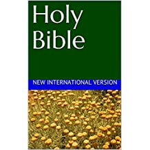 Holy Bible (English Edition)