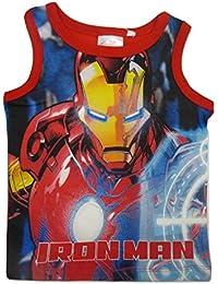 Avengers Camiseta de Tirantes - Para Niño