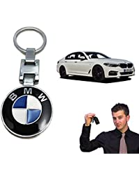 Llavero 3D de metal cromado para hombres con logo de automóvil de BMW por  Amazing K ffdbdd52a7a