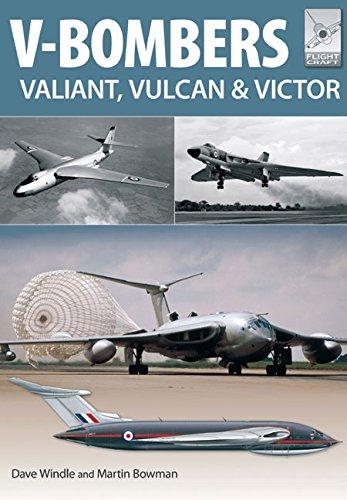 Flight Craft 7: V Bombers: Vulcan, Valiant and Victor