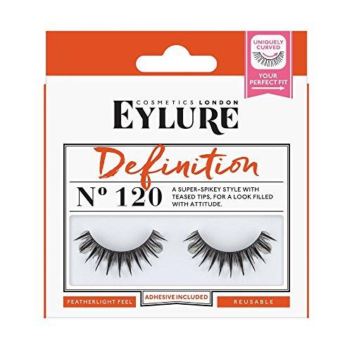 Eylure Strip Lashes No. 120 (Definition)