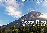 Costa Rica - Regenwald und Vulkane (Wandkalender 2019 DIN A4 quer): Faszinierende Bilder aus dem Tropenparadies (Monatskalender, 14 Seiten ) (CALVENDO Orte)