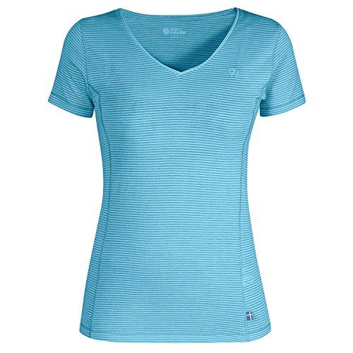 Fjällräven Damen Abisko Cool W T-Shirt, Bluebird, M