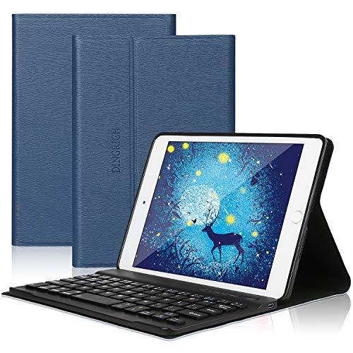 Dingrich Funda Teclado de iPad Mini