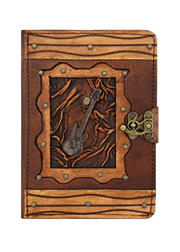 """A Little Present Schutzstandcover """"Baum des Lebens"""", Leder, mit Tasche und Schloss, für Apple iPad Mini 4 (Speck Littles)"""