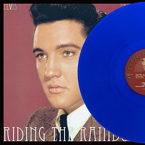Ltd150-Elvis-Presley-Riding-The-Rainbow-180g-Electric-Blue-vinyl