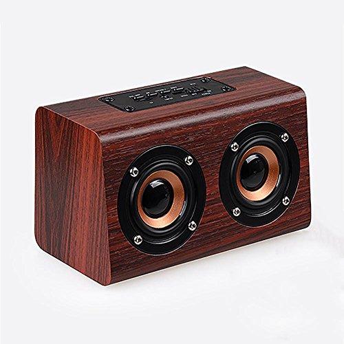holz-dual-speakers-spezialeffekte-bass-bluetooth-lautsprecher-kompatibles-handy-laptop-tablet-deskto