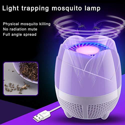 Mitlfuny -> Haus & Garten -> Küche,USB-Elektronik-Moskito-Mörder-Lampe Schädlingsbekämpfungs-elektrischer ()