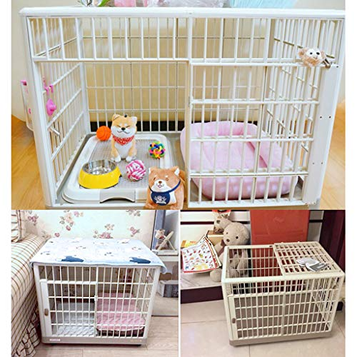 Pet cage cat cage resin cage Teddy bear law fighting small and medium dogs  Pet fence