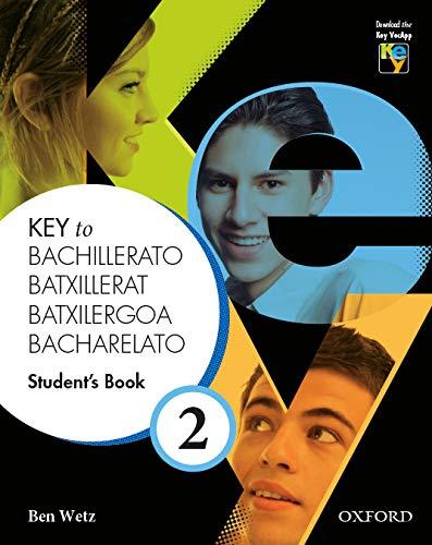 Key to Bachillerato 2: Student's Book