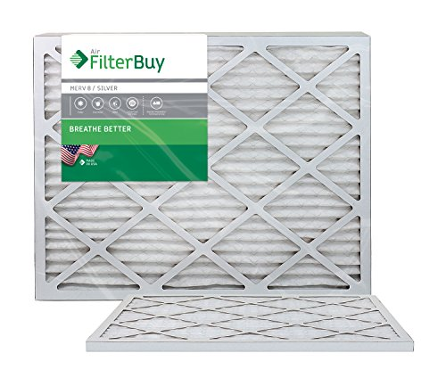 Ofen Filter/Air Filter-AFB Silber Merv 8(2Pack), AFB20x25x1M8pk2
