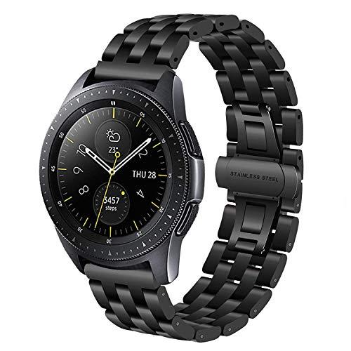 TRUMiRR 20 Millimetri Cinturino dell'Acciaio Inossidabile rapido Cinghia di Uscita Tutti i Link Rimovibile per Samsung Gear S2...