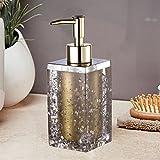 Hand sanitizer flasche,Manueller soap-dispenser,Waschbecken zubehör Küche Hotel Gel-duschkabine Shampoo box-U