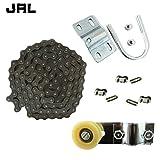 jrl 415cadena & U-Bolt & 3x 415cadena Master Link para 49/66/80cc Motor motorizado bicicleta