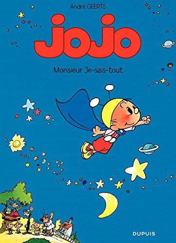 Jojo - Tome 8 - Monsieur Je sais tout por Geerts