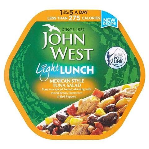 John West Pole & Line mexicain Light Lunch 4x220g