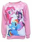 My Little Pony ragazze di Natale Jumper Felpa 2-3 anni (98 centimetri)