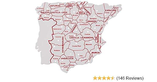 Grupo Erik Editores lpe263/ /Lamina EDUCATIVA mit Design Karte von Europa