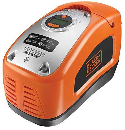 Compresor 11 bar / 160 psi / Black and Decker ASI300-QS