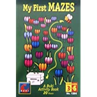 Poof Slinky A Buki Activity Book - My First Mazes