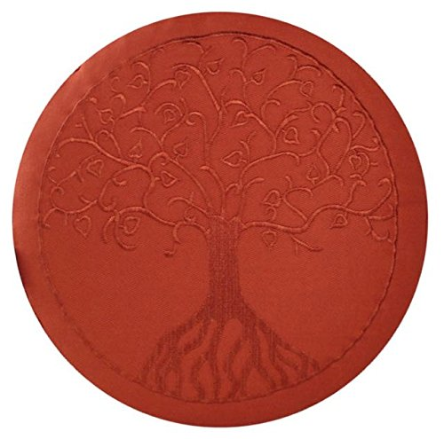 maylow-cuore-yoga-meditazione-yoga-cuscino-33-x-15-cm-con-ricamo-albero-della-vita-custodia-premium-