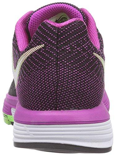 Nike Air Zoom Vomero 10 Damen Laufschuhe Violett (Fuchsia flash/wht-blck-flsh lm 501)