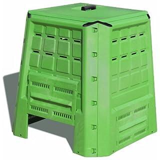Art Plast BC380–Komposter, Grün