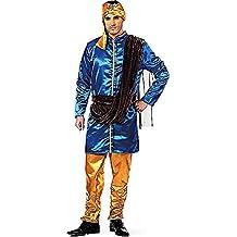 Limit Sport - Disfraz de hindú Murali, para hombre, talla XXL (MA203)