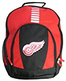 Forever Collectibles NHL Primetime Rucksack, Detroit Red Wings