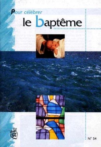 Ca fait tilt, N° 54 : Pour célébrer le baptême par Yvon Aybram