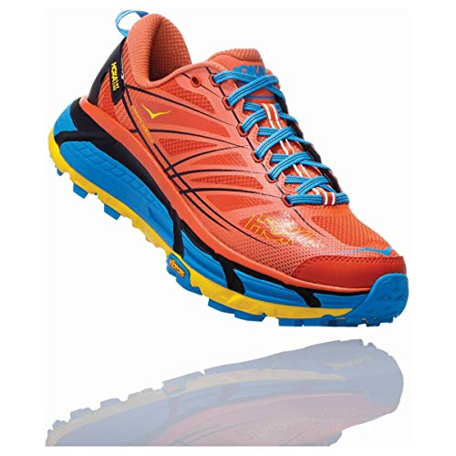 Hoka One One Mafate Speed 2 Nasturtium Spicy Orange 43