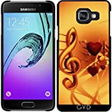 Coque pour Samsung Galaxy A3 2016 (SM-A310) - Clef by WonderfulDreamPicture