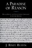 Image de A Paradise of Reason: William Bentley and Enlightenment Christianity in the Early Republic