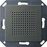 Gira Lautsprecher EDS 2282600 UP-Radio RDS Elektronik-Gerät für Installationsschalterprogramme 4010337032861