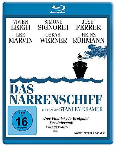 Das Narrenschiff [Blu-ray]